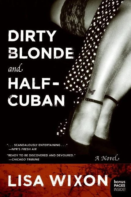 book-cover-Dirty Blonde and Half-Cuban